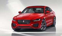 La Jaguar XE se met à jour