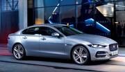 Le numérique rend la Jaguar XE plus chaleureuse