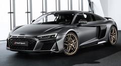 Audi R8 : une série spéciale Decennium