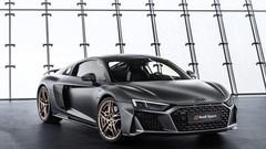 Audi R8 V10 Coupé Decennium (2019) : 222 exemplaires pour les 10 Ans Du V10