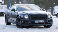 Bentley Flying Spur 2019 : la future génération allège son camouflage