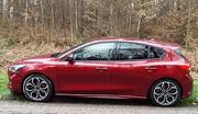 Essai Ford Focus EcoBoost 125 ch Automatique 8 vitesses : Une nouvelle référence