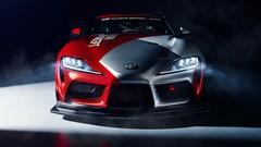 Toyota GR Supra GT4 Concept : prête pour la piste !