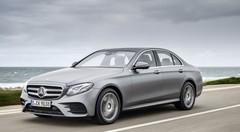 Mercedes : nouveau 1.6 l diesel pour la Classe E