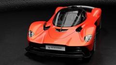 Aston Martin Valkyrie : la puissance officielle