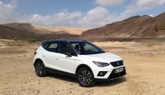 Seat Arona en Israël, lauréat essais 2018