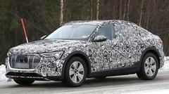 Audi e-Tron Sportback : Premières photos du SUV-coupé électrique