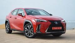 Essai Lexus UX 250h : un crossover Hybride détonant