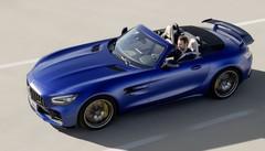La Mercedes-AMG GT R enlève le haut et se limite à 750 exemplaires