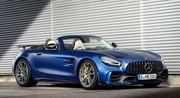 Genève 2019 : Mercedes dévoile l'AMG GT R Roadster