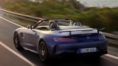 Mercedes-AMG GT R Roadster 2019 : une version cabriolet pour la GT R