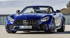 Mercedes-AMG GT R Roadster : seulement 750 exemplaires
