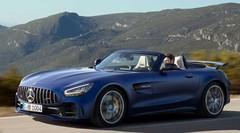Mercedes-AMG GT R : la furieuse passe en mode Roadster