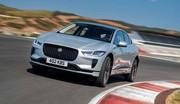 Jaguar I-Pace : le SUV électrique devient Voiture de l'année 2019