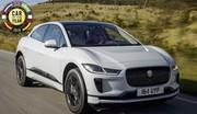 La Jaguar I-Pace élue voiture de l'année 2019