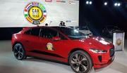 La Jaguar I-Pace élue Voiture de l'année 2019 !