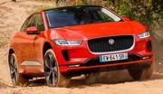 La Jaguar I-Pace élue Voiture de l'année, juste devant l'Alpine A110