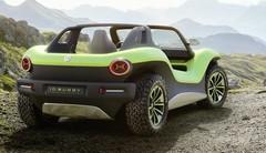 Volkswagen ID. Buggy : Un concept néo-rétro électrique en vedette à Genève