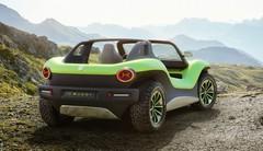 Volkswagen ID. Buggy Concept : le passé réinterprété à Genève