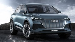 Audi Q4 e-tron Concept : version de production promise pour 2020