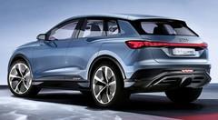 Audi Q4 e-tron concept : le second SUV électrique se précise