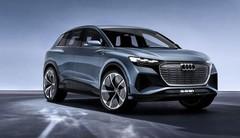 Audi dévoile le Q4 e-tron concept
