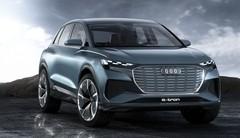 Audi Q4 e-tron : « baby e-tron » confirmé pour 2020