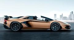 Lamborghini Aventador SVJ Roadster : Double dose de plein air