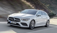 "Mercedes CLA Shooting Brake 2019 : le ""break de chasse"" persévère"