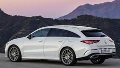 Mercedes dévoile la CLA Shooting Brake