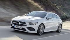 Mercedes CLA Shooting Brake : chasse gardée