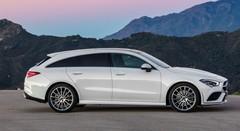 Mercedes CLA Shooting Brake : il fait le break à Genève