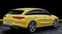 Mercedes décline sa nouvelle CLA en version Shooting Brake
