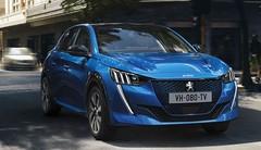 E-208, la version 100% électrique de la nouvelle citadine de Peugeot