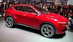 Alfa Romeo Tonale Concept : un nouveau SUV compact