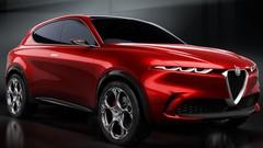 Alfa Romeo Tonale : Le futur SUV compact s'annonce, en version hybride rechargeable
