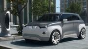 Fiat dévoile l'ingénieuse citadine Centoventi