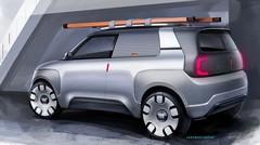 Fiat Concept Centoventi : mobilité électrique « démocratique »