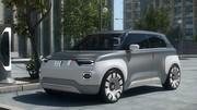 Fiat Concept Centoventi : la voiture électrique low cost !