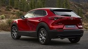 Mazda CX-30 : un nouveau SUV à mi-chemin entre CX-3 et CX-5