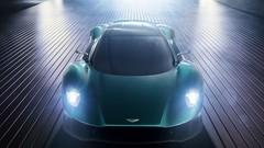 Aston Martin Vanquish Vision : la 1er Aston de série à moteur central