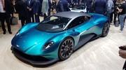 Aston Martin Vanquish Vision Concept : révolution centrale !