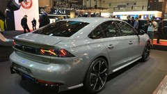 Peugeot 508 Sport Engineered Concept : prometteur