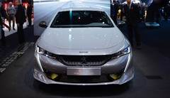 Genève 2019 : Peugeot 508 Sport Engineered