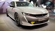 Concept 508 Peugeot Sport Engineered : toutes les informations en direct de Genève