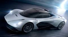 Aston Martin dévoile les Vanquish Vision Concept et AM RB 003