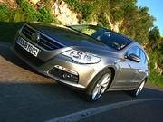 Essai Volkswagen Passat CC V6 3.6 FSI 300 ch : Tour de Pass-Pass