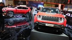 Jeep Renegade et Compass passent à l'hybride rechargeable