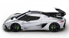 Koenigsegg dévoile la Jesko