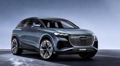 Audi Q4 e-Tron Concept : un second SUV électrique à Genève